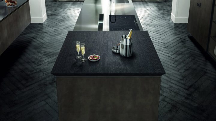 stół z prowadnicą rozsuwany
